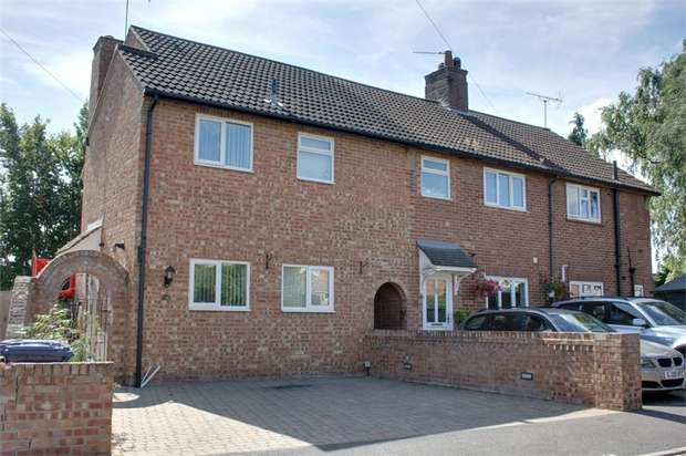 2 Bedrooms End Of Terrace House for sale in Bricksbury Hill, Farnham, Surrey