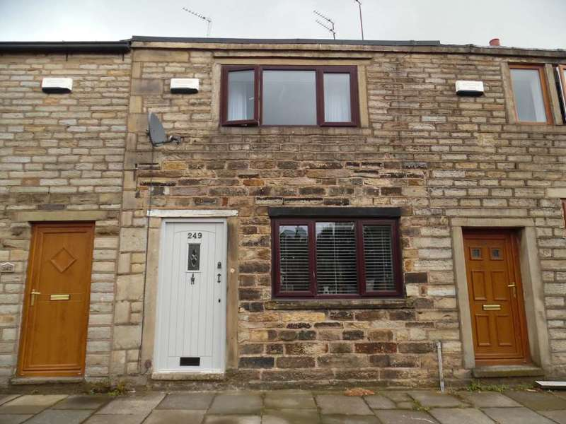 2 Bedrooms Terraced House for sale in Newhey Road, Newhey