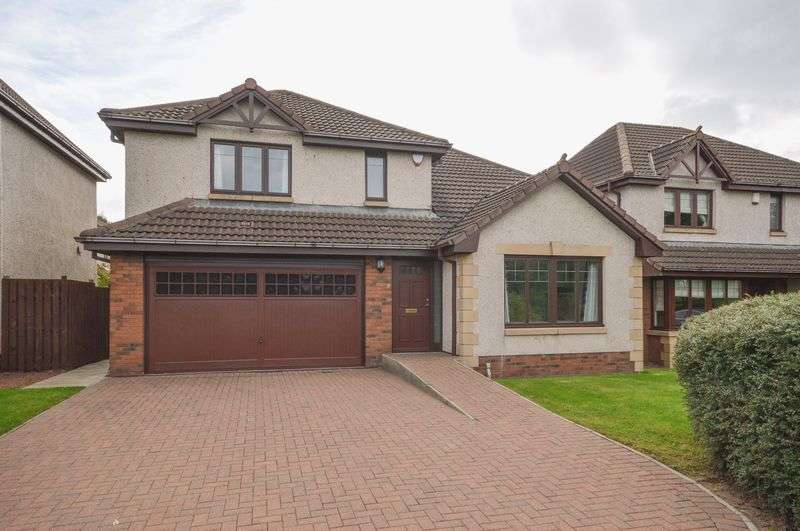 4 Bedrooms Detached House for sale in 2 Inch Wood Avenue, Bathgate, West Lothian, EH48 2EF