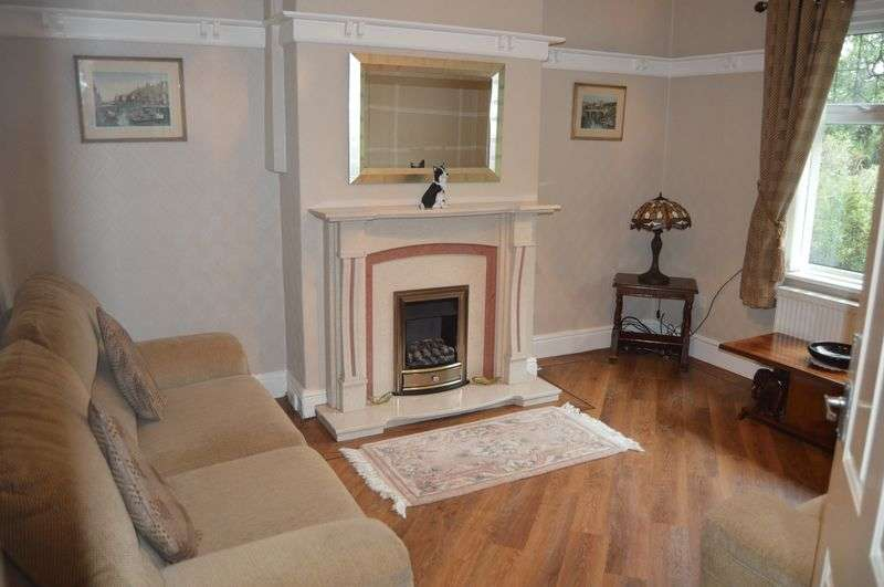 3 Bedrooms Semi Detached Bungalow for sale in Ashfield Lane, Milnrow