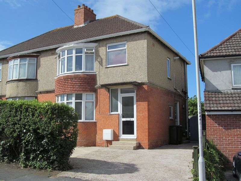 3 Bedrooms Semi Detached House for sale in Dennis Road, Weymouth