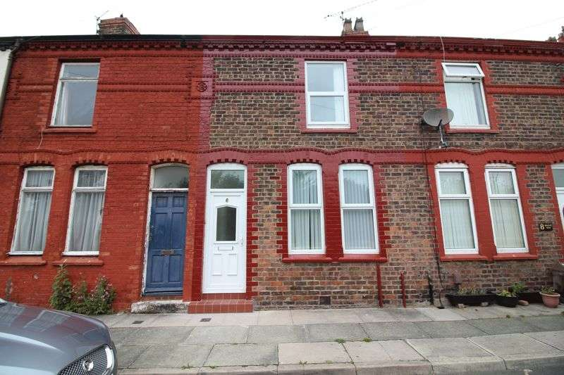 2 Bedrooms Terraced House for sale in Hermitage Grove, Bootle