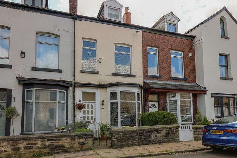 3 Bedrooms Terraced House for sale in Ollerton Terrace, Bolton