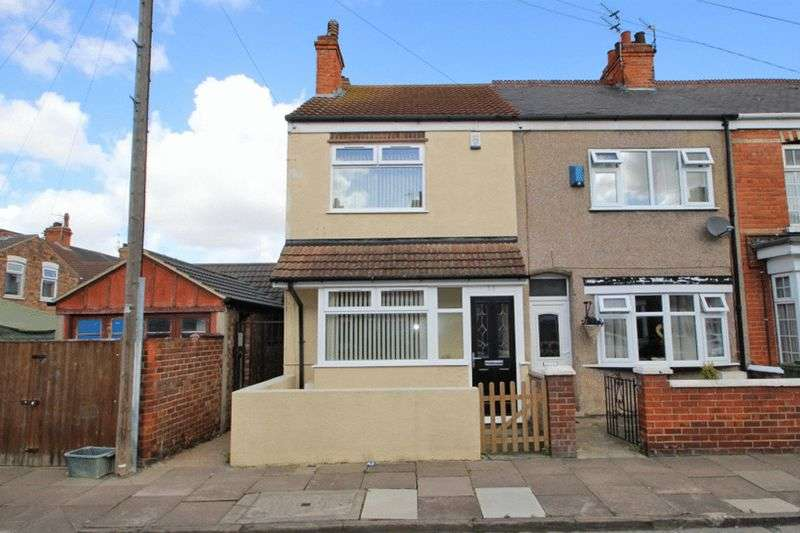 3 Bedrooms House for sale in COLUMBIA ROAD, GRIMSBY
