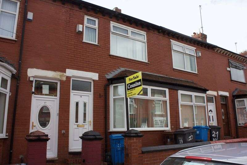 2 Bedrooms Terraced House for sale in Harper Street, Oldham