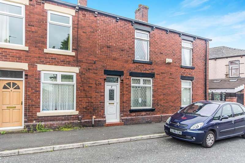 3 Bedrooms Property for sale in Gibson Street, Rochdale, OL16