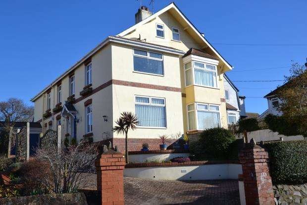 3 Bedrooms Semi Detached House for sale in Greenway Lane, Budleigh Salterton, Devon