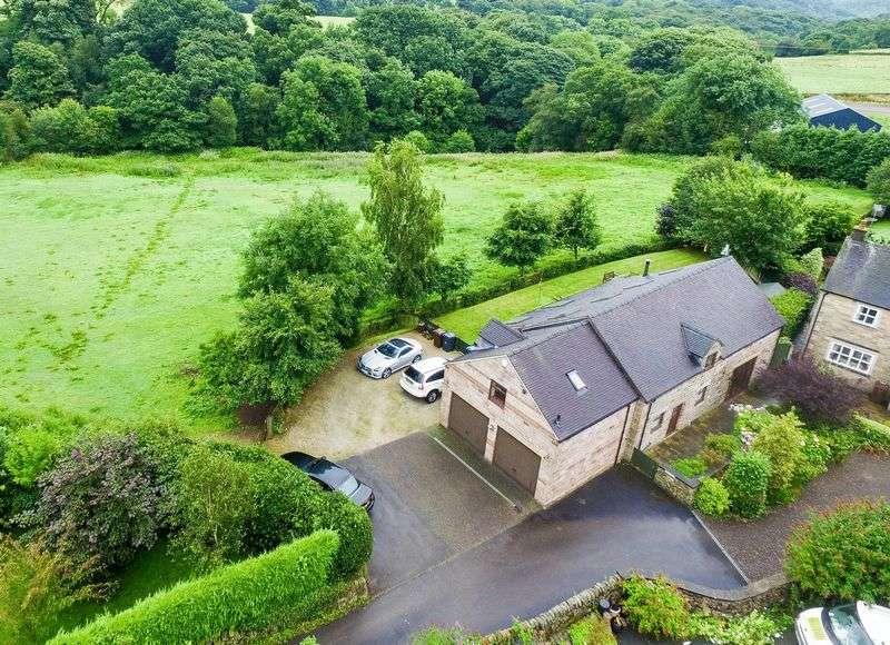 4 Bedrooms Detached House for sale in Brookfields Road, Ipstones