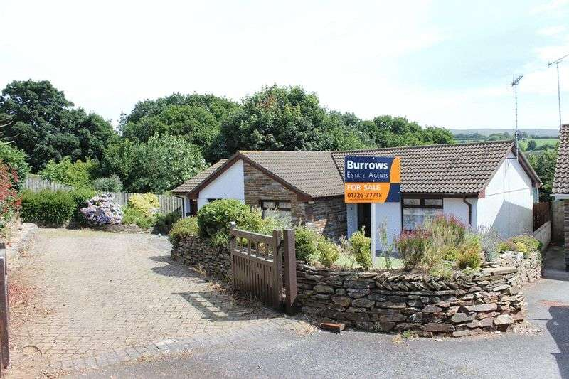 4 Bedrooms Detached Bungalow for sale in Churchtown Meadows, St. Austell
