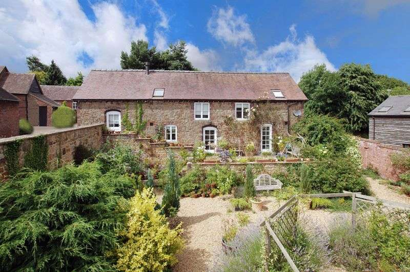 2 Bedrooms Property for sale in Harley, Nr Much wenlock