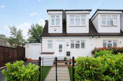 3 Bedrooms End Of Terrace House for sale in Hillcrest Road, Bromley