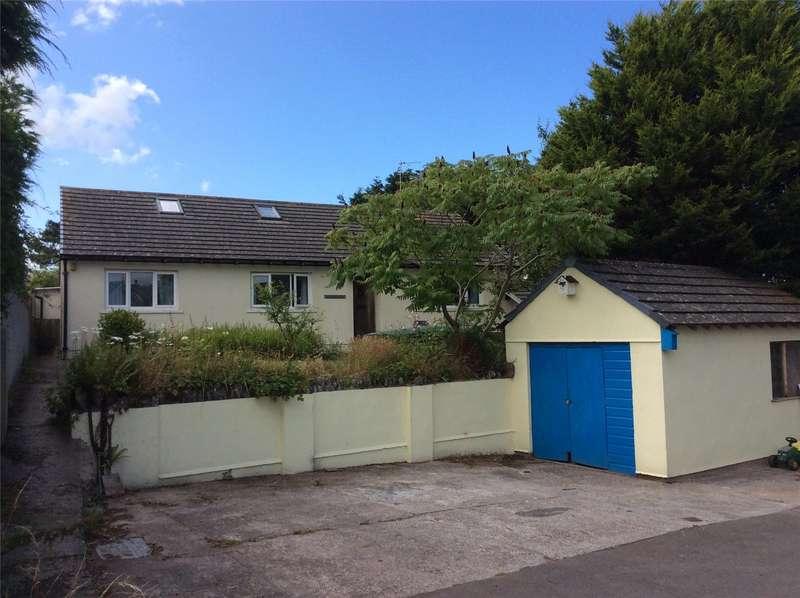 3 Bedrooms Detached Bungalow for sale in Orchard View, Guilderoy Road, Hundleton, Pembroke