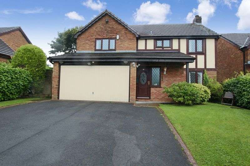 4 Bedrooms Property for sale in Epsom Close, Norden, Rochdale OL11 5SQ