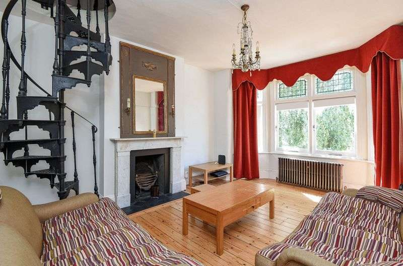 2 Bedrooms Flat for sale in Braxted Park, Streatham Common, London, SW16 3DU