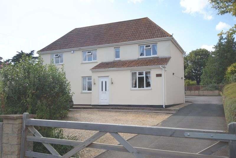 4 Bedrooms Detached House for sale in Sandpitts Hill, Curry Rivel
