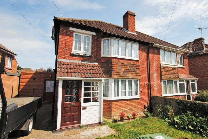 3 Bedrooms Semi Detached House for sale in Knighton Road, Itchen