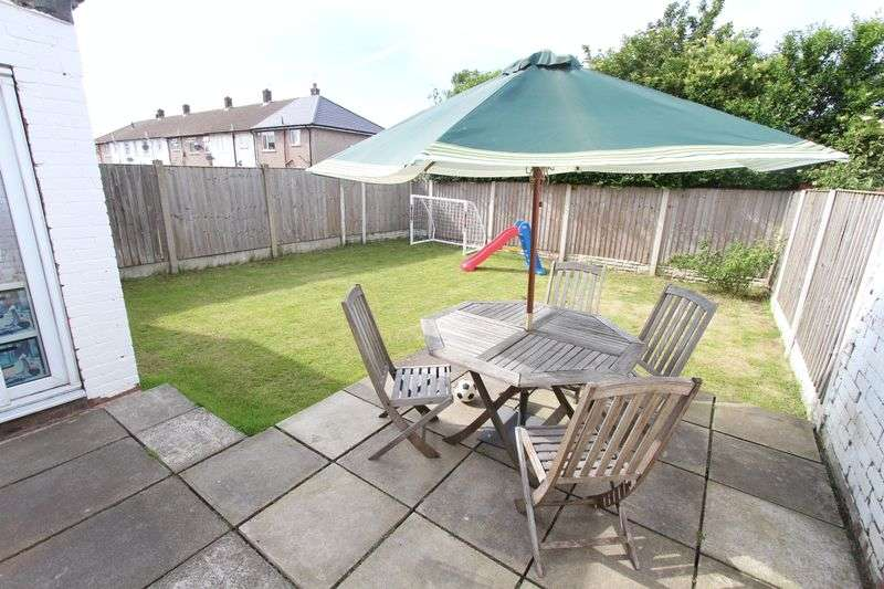 3 Bedrooms Semi Detached House for sale in Randall Drive, Bootle