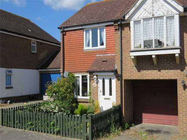 2 Bedrooms Terraced House for sale in Mountview, Borden, SITTINGBOURNE, Kent