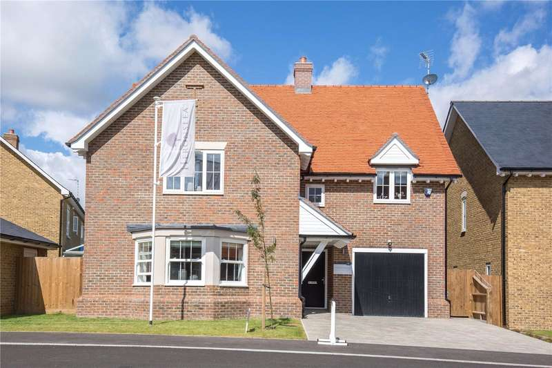 5 Bedrooms Detached House for sale in The Aster, Bentley Place, Bentley Heath, Barnet, EN5