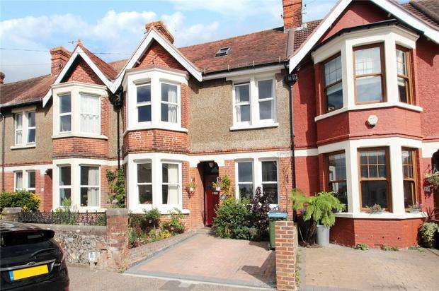 5 Bedrooms Terraced House for sale in North Ham Road, Littlehampton, West Sussex, BN17