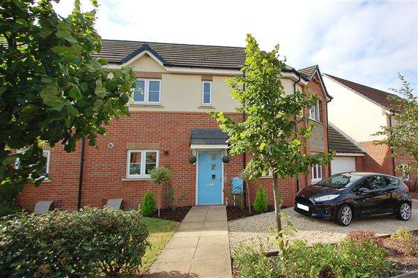 3 Bedrooms Semi Detached House for sale in PAR FOUR LANE, LYDNEY