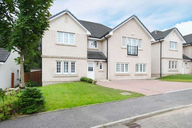 5 Bedrooms Detached House for sale in Bryden Road, Whins of Wilton, Stirling, FK7 8FJ