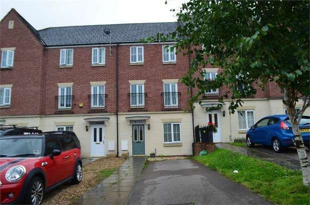 4 Bedrooms Terraced House for sale in Marle Close, Pentwyn, Cardiff, South Glamorgan