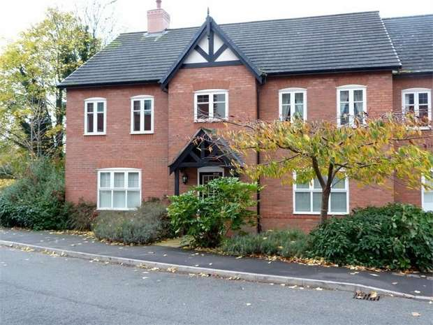 1 Bedroom Flat for sale in Hastings Road, Nantwich, Cheshire