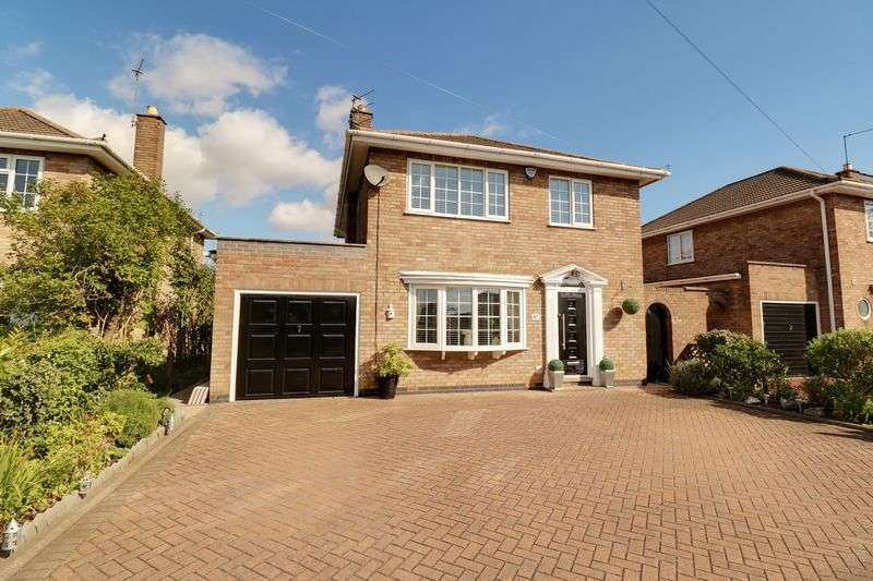 3 Bedrooms Detached House for sale in St. Helens Road, Brigg