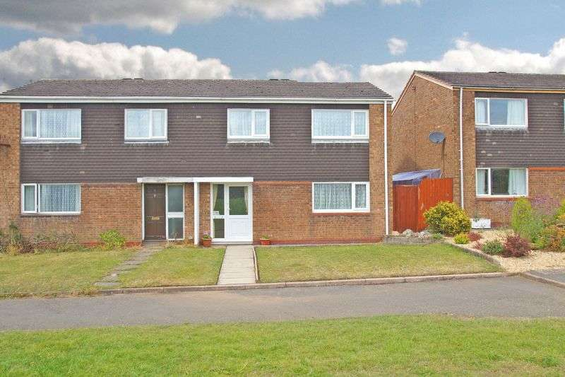 3 Bedrooms Terraced House for sale in Lingfield Walk, Catshill, Bromsgrove