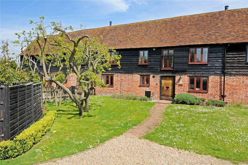 4 Bedrooms Barn Conversion Character Property for sale in Coningsby Lane, Fifield, Maidenhead, Berkshire, SL6