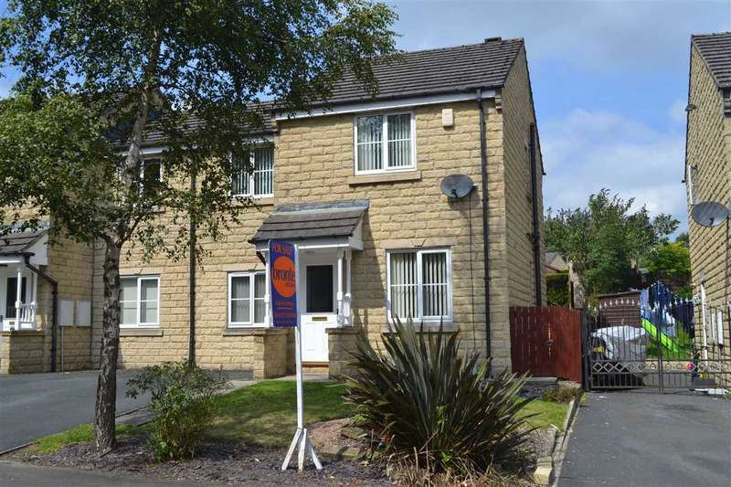 4 Bedrooms Semi Detached House for sale in Pintail Avenue, Westwood Park, Bradford