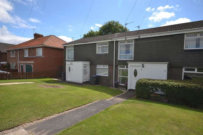 2 Bedrooms Apartment Flat for sale in Glenmeads, Nettlesworth, Durham