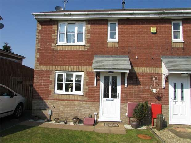 3 Bedrooms Semi Detached House for sale in Ridgewood Gardens, Cimla, Neath, West Glamorgan