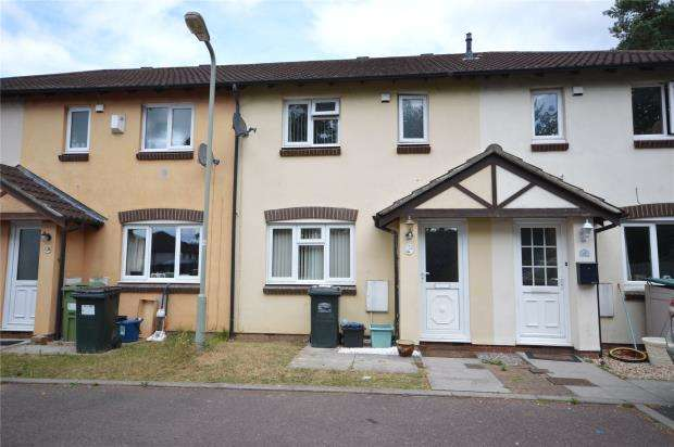 3 Bedrooms Terraced House for sale in Moorland Gate, Heathfield, Bovey Tracey, Newton Abbot