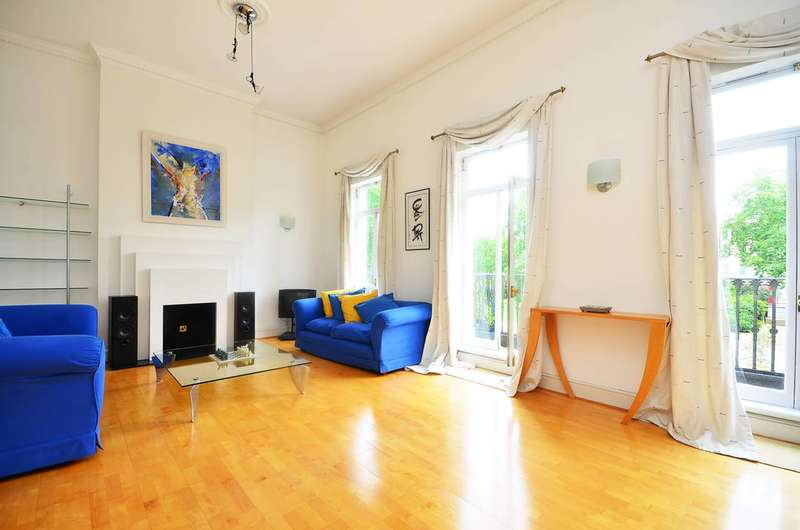 2 Bedrooms Flat for sale in Lindsay Square, Westminster, SW1V