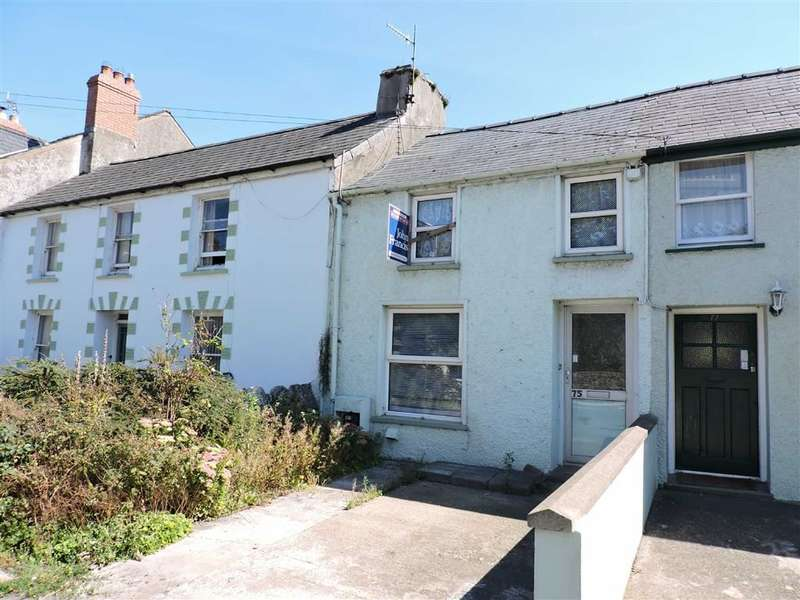 3 Bedrooms Property for sale in High Street, Fishguard