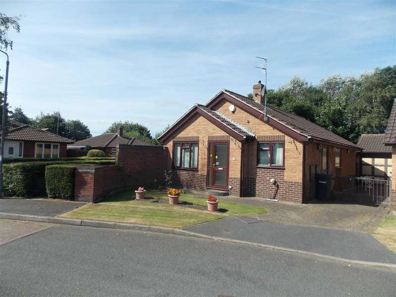 2 Bedrooms Property for sale in Copseside Close, Long Eaton