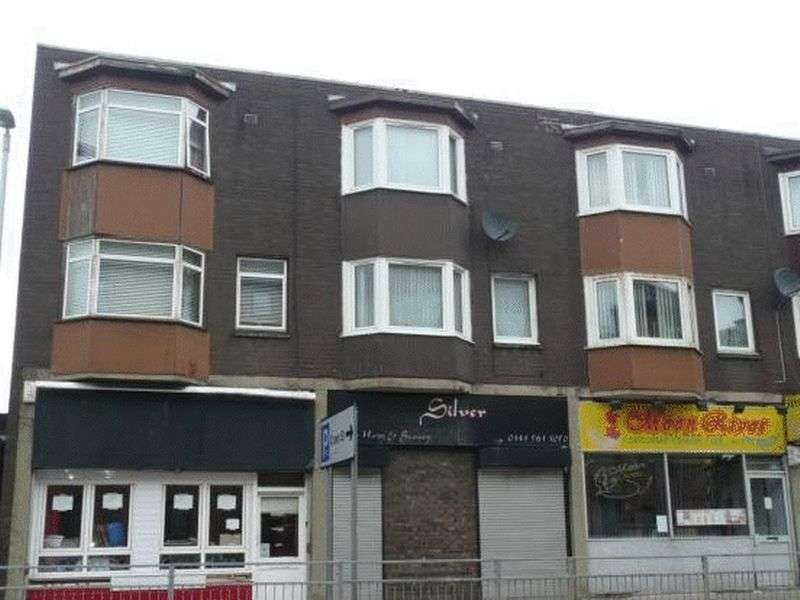 2 Bedrooms Flat for sale in Broomlands Street, Paisley