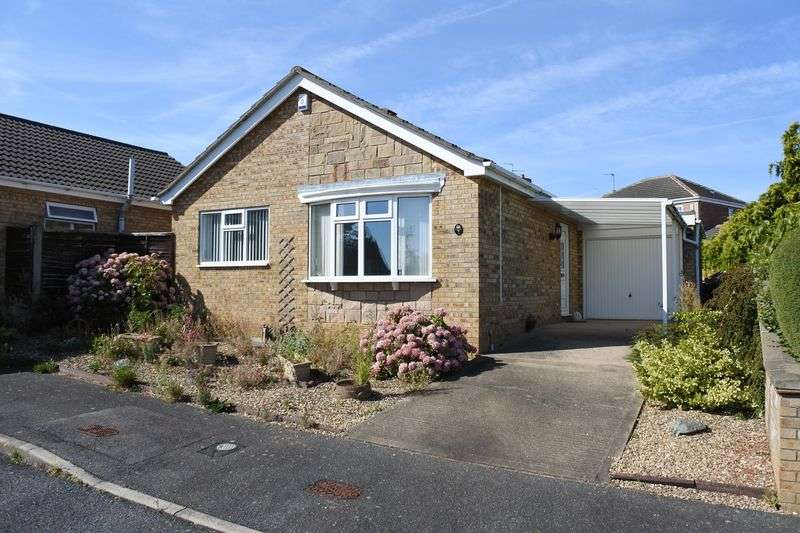 2 Bedrooms Detached Bungalow for sale in Bristol Close, Grantham