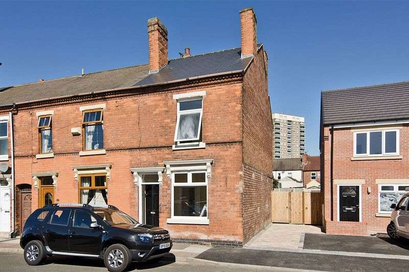 2 Bedrooms House for sale in Marlborough Street, Bloxwich, Walsall