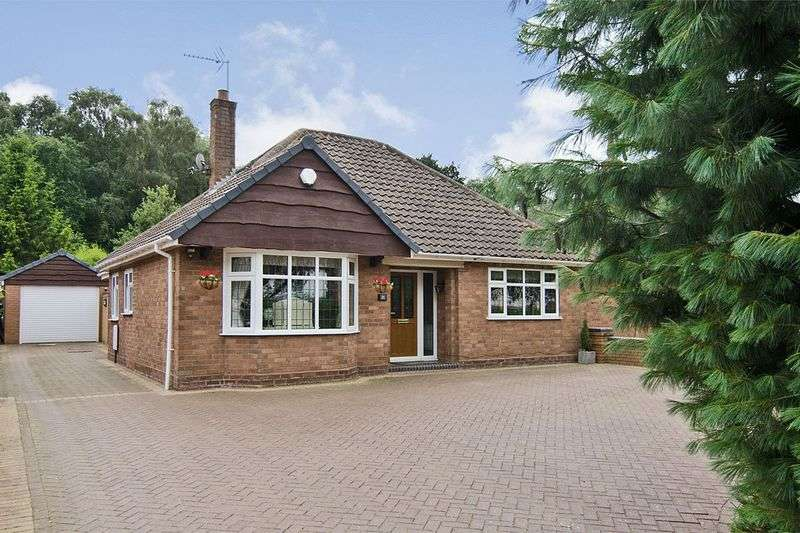 3 Bedrooms Detached House for sale in Wood Lane, Wedges Mills, Cannock