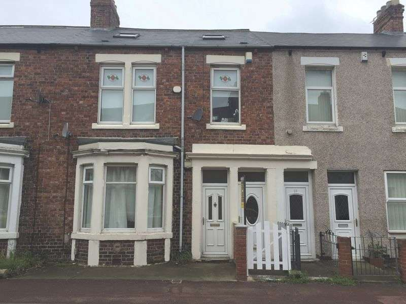 2 Bedrooms Flat for sale in Station Road, Gateshead