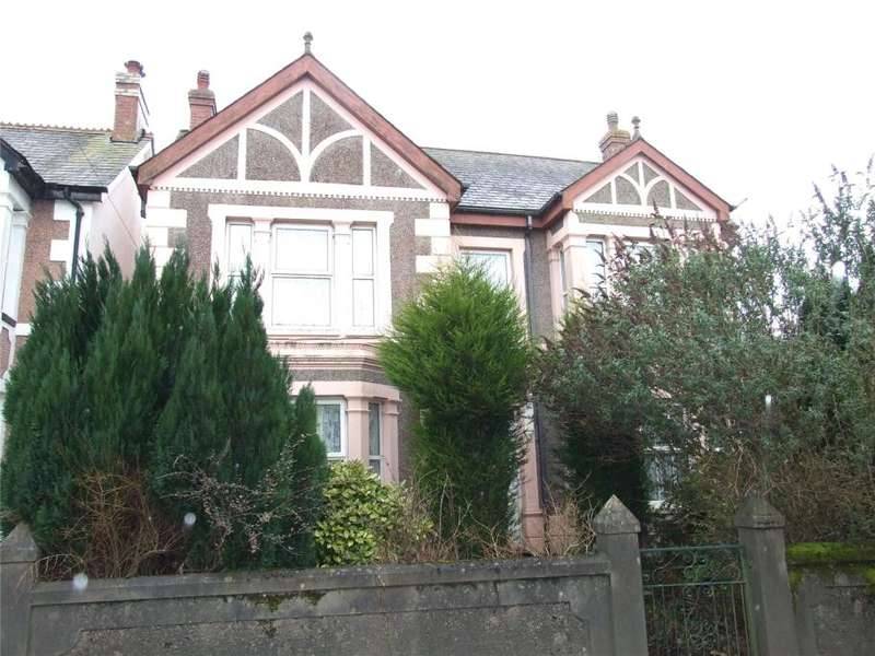 4 Bedrooms Detached House for sale in Roche Road, Bugle, St Austell