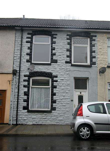2 Bedrooms Terraced House for sale in Ynyshir Road, Ynyshir, Porth