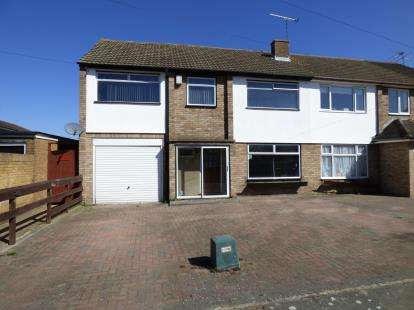 5 Bedrooms Semi Detached House for sale in Orsett, Grays, Essex