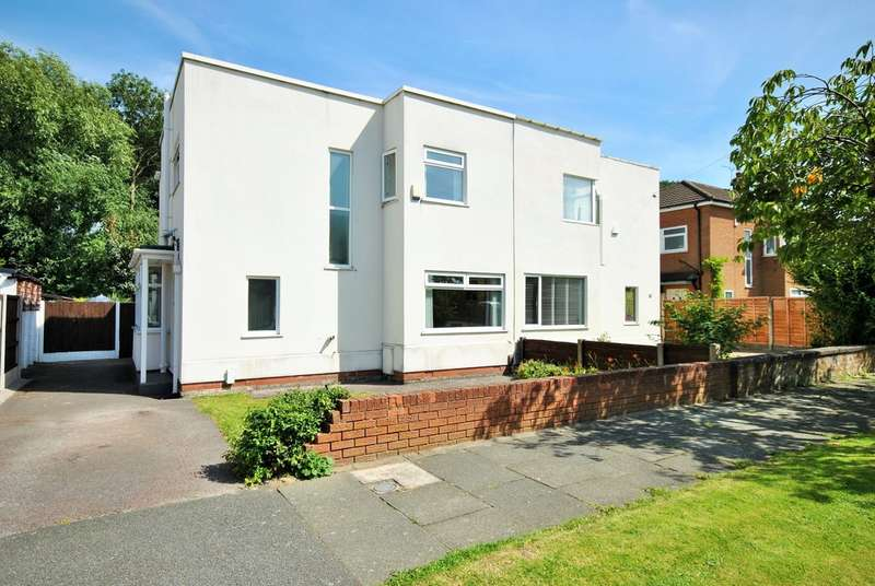 3 Bedrooms Semi Detached House for sale in Spinney Road, Baguley