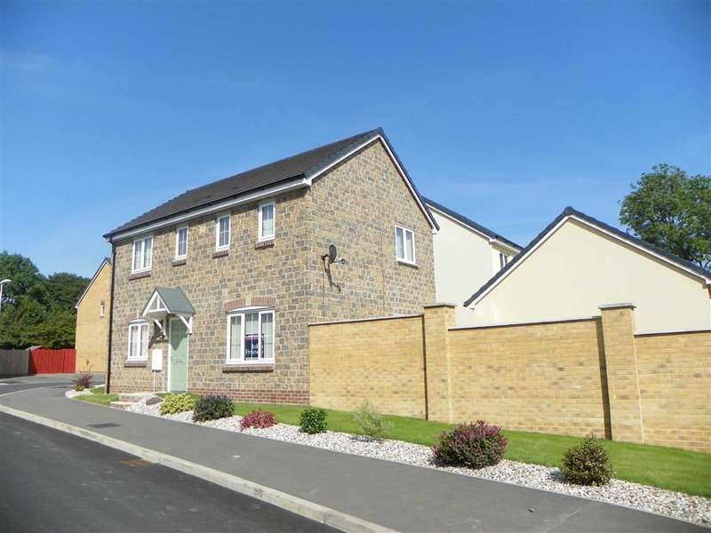 3 Bedrooms Property for sale in Gatehouse View, Pembroke