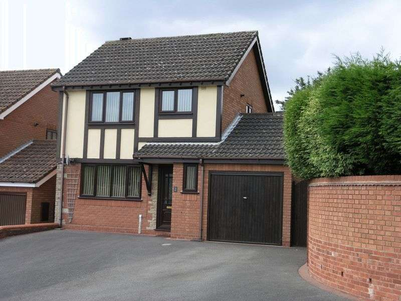 3 Bedrooms Detached House for sale in Calder Rise, The Poplars', Woodsetton
