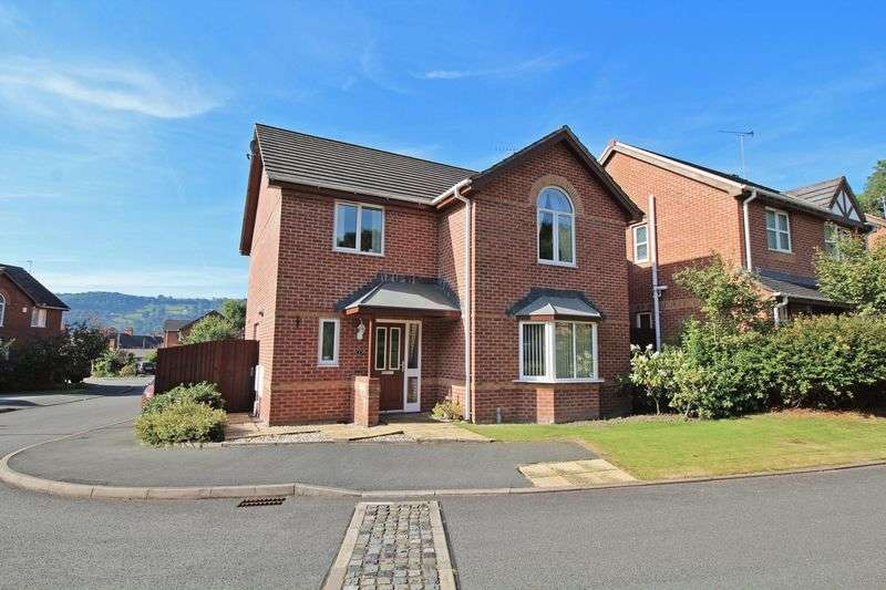 4 Bedrooms Detached House for sale in The Oaks, Trevor